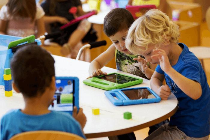 porque os estudantes precisam de tecnologia na sala de aula