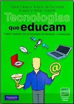 Tecnologias que educam - livros sobre tecnologia na educação