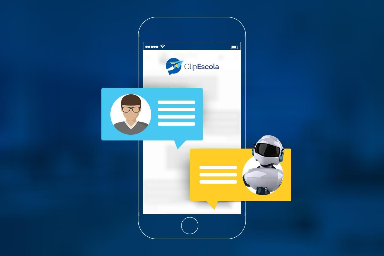 Chatbot ClipEscola