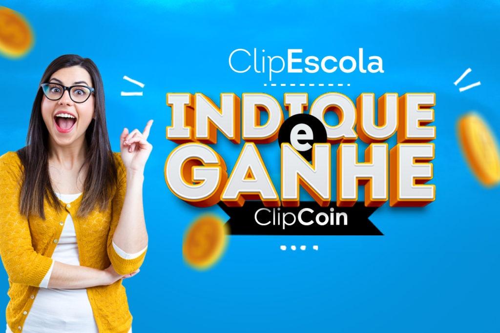Campanha de indicação ClipEscola