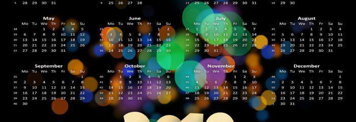 Calendário escolar 2019  (segunda parte): principais datas e atividades para o seu planejamento!