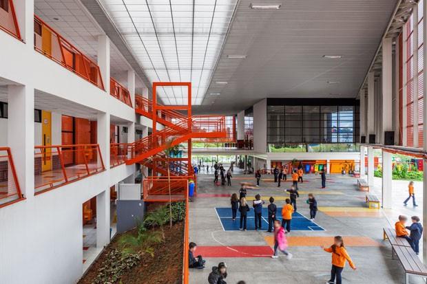 Arquitetura escolar - sustentabilidade