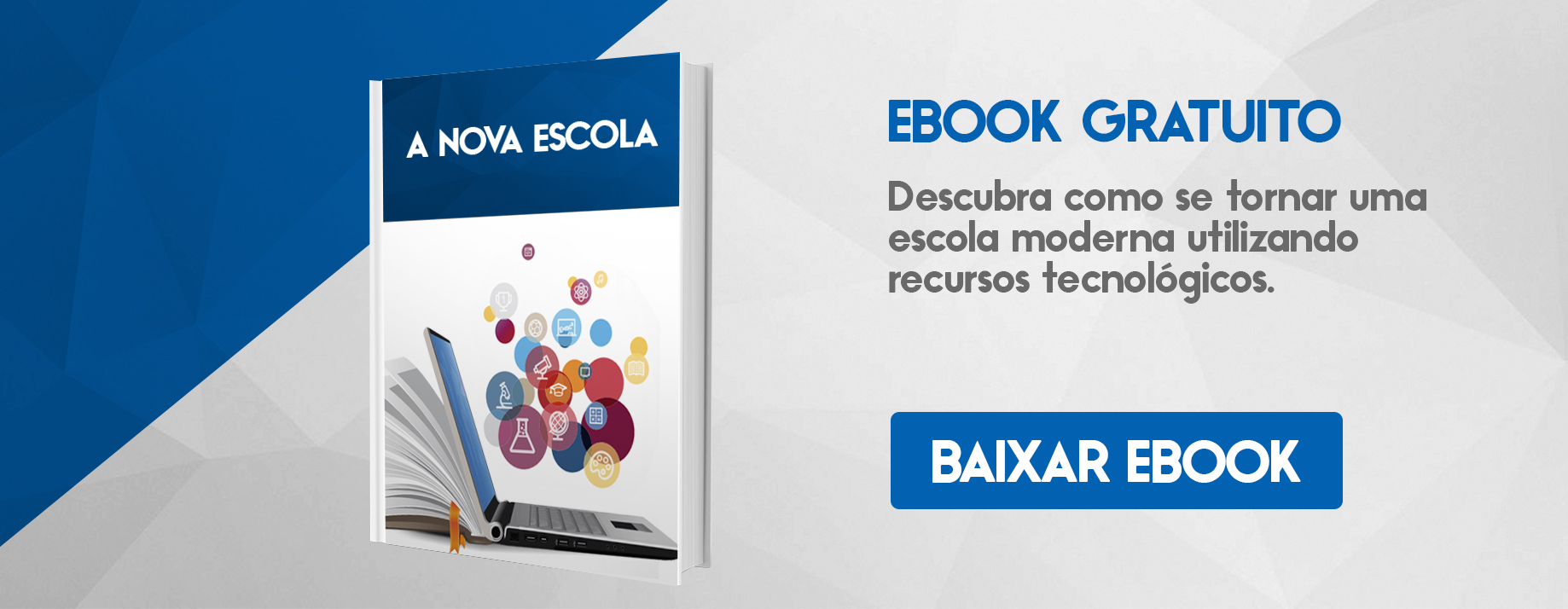 CTA eBook A Nova Escola