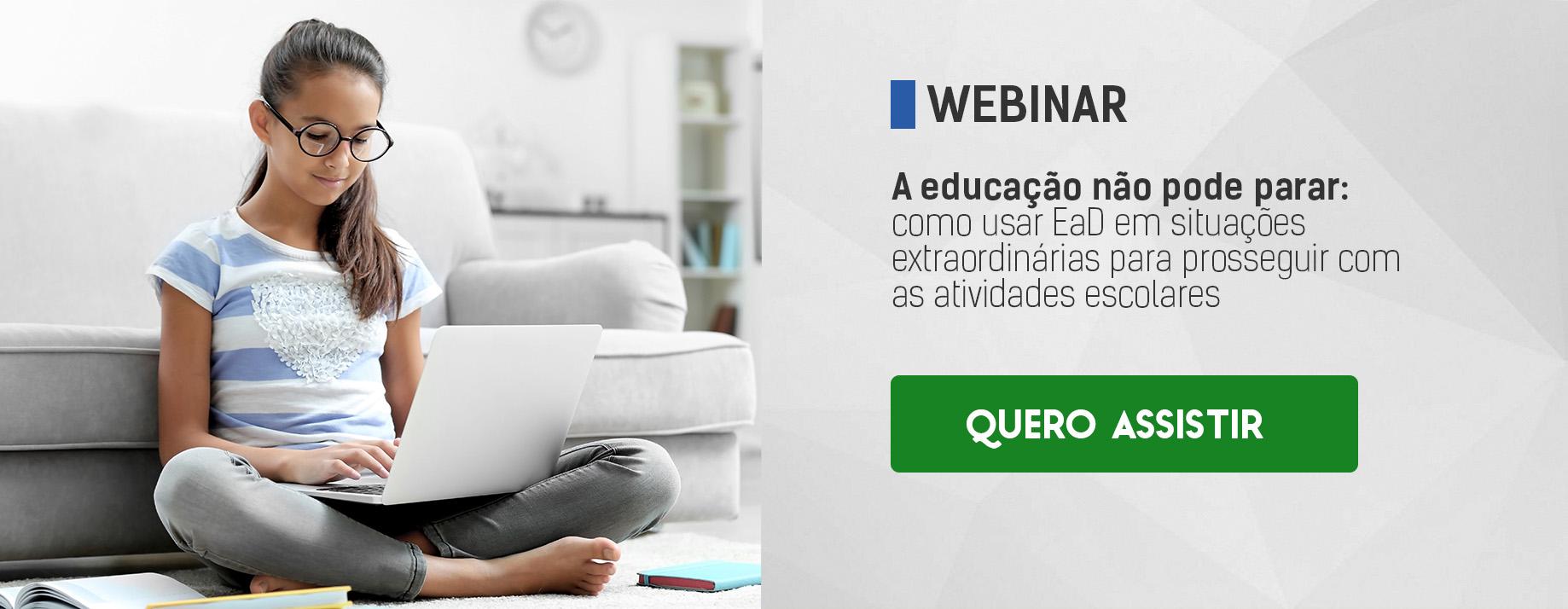 CTA Webinar - A educação não pode parar