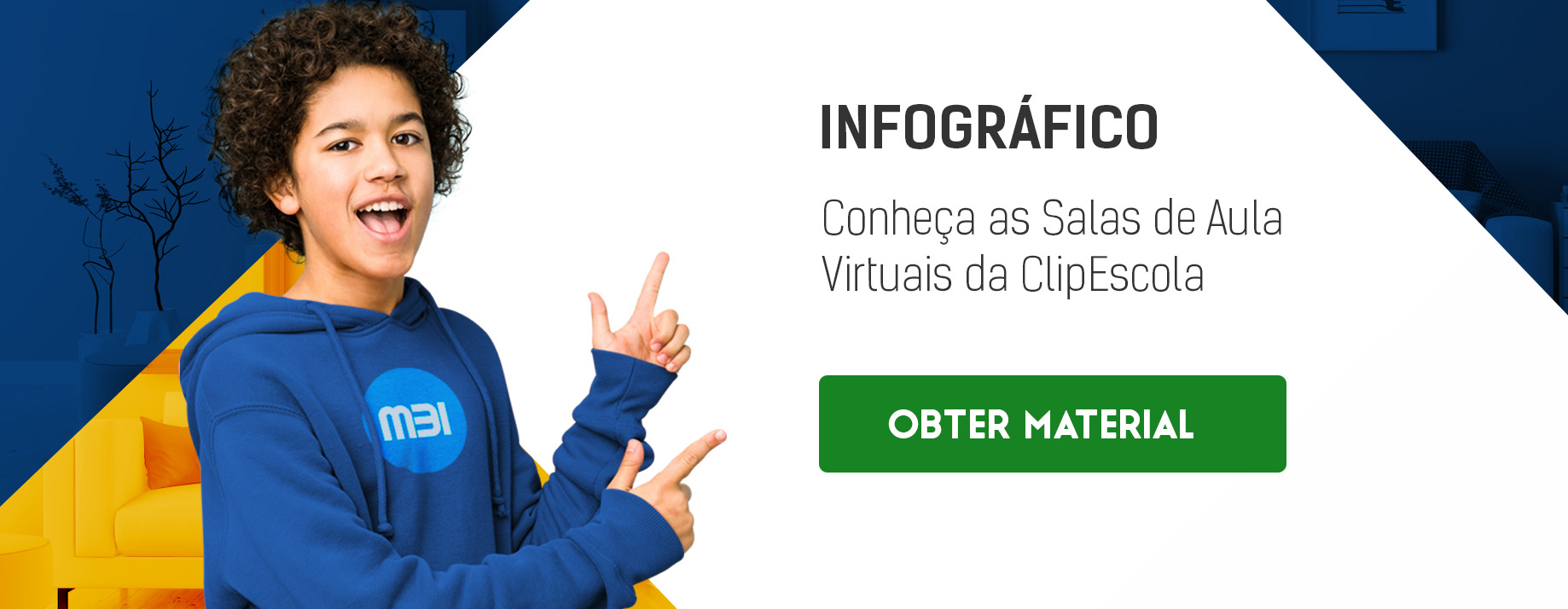 CTA - Infográfico - Sala de Aula Virtual ClipEscola