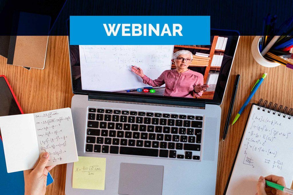 Webinar - Educação Inclusiva - Como os transtornos de aprendizagem podem ser trabalhados no ensino remoto