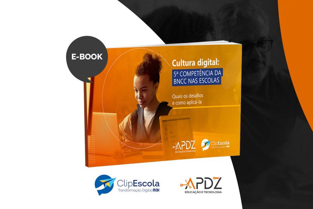 Mockup_Ebook - Cultura Digital: 5ª Competência da BNCC nas Escolas