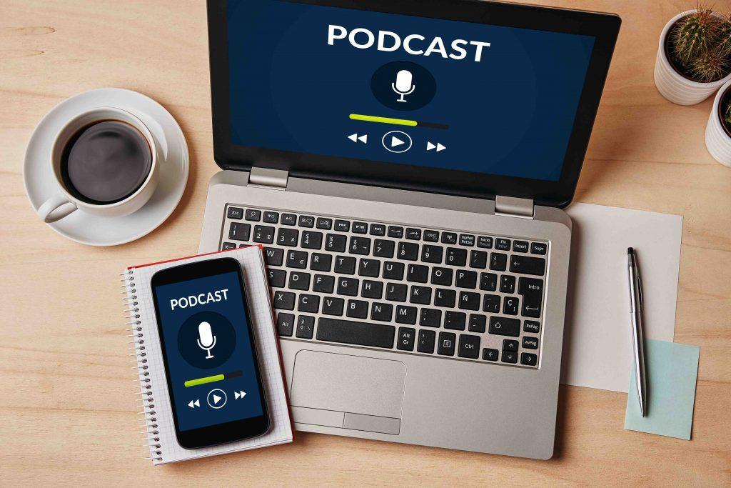 Podcasts sobre educação