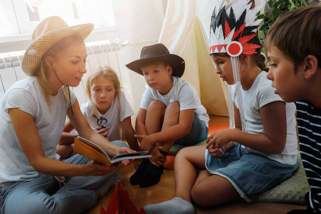 storytelling na educação
