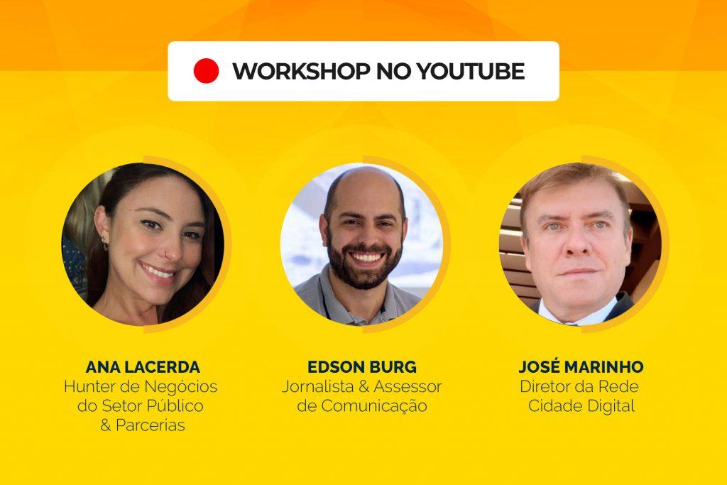 Mockup_Workshop - Pilares da transformação digital na educação pública em meio à pandemia