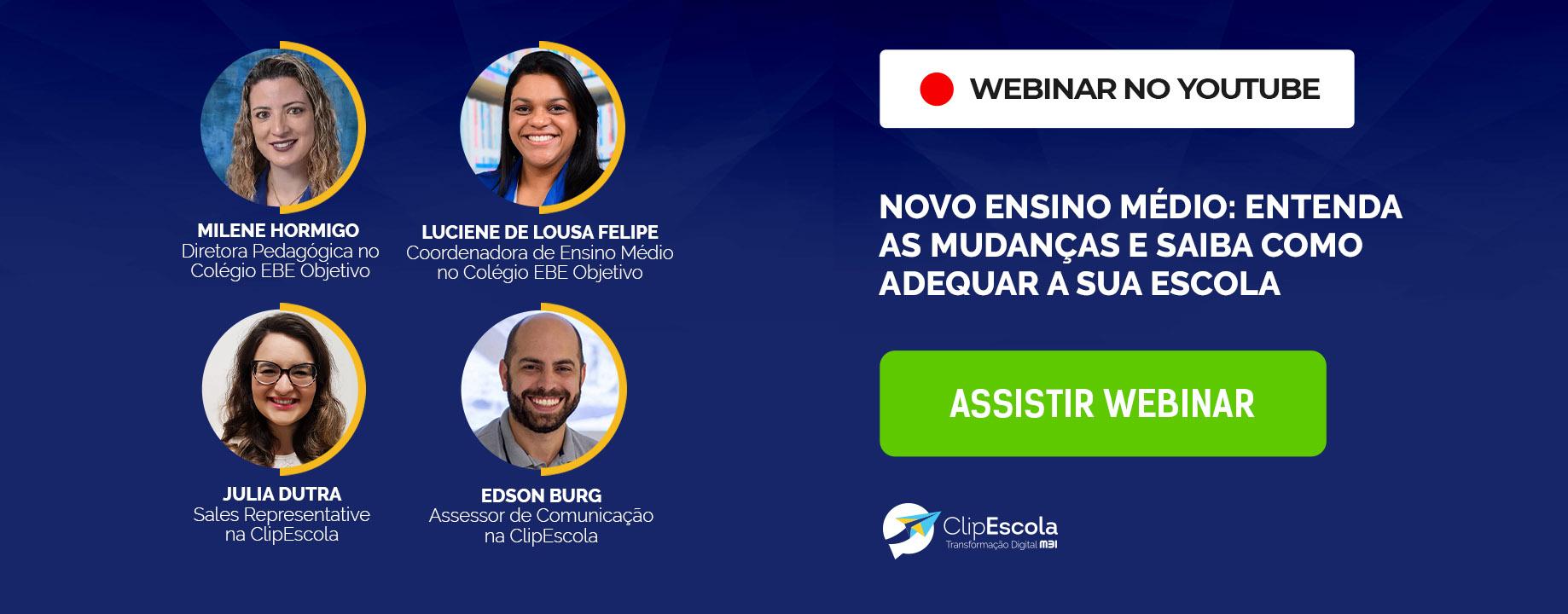 CTA_Webinar - Novo Ensino Médio