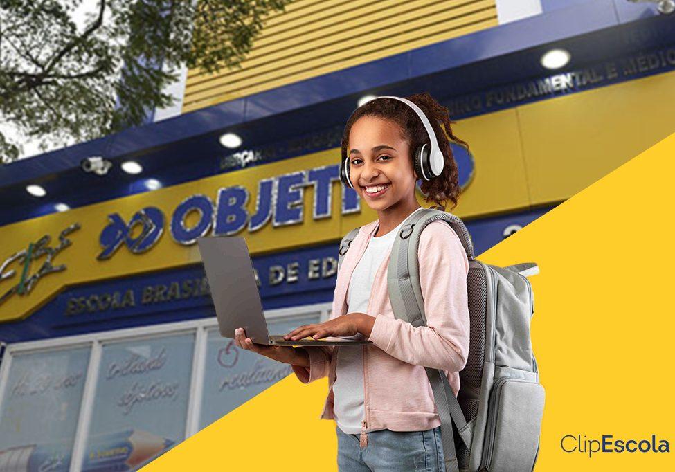 Case - Colégio EBE Objetivo - Adaptação ao Novo Ensino Médio - ClipEscola