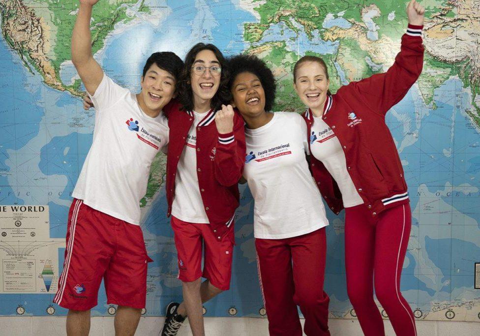 Case Escola Internacional Florianópolis