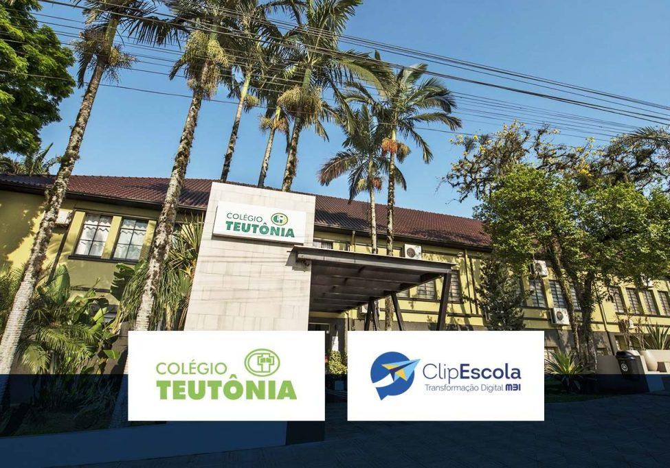 Colégio Teutônia - Case de Sucesso ClipEscola